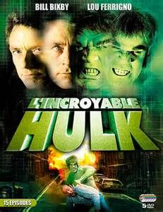 The Incredible Hulk (1978–1982) - Stars: Bill Bixby, Lou Ferrigno, Jack Colvin. - A fugitive scientist has the curse of becoming a powerful green monster under extreme emotional stress. - ACTION / ADVENTURE / DRAMA