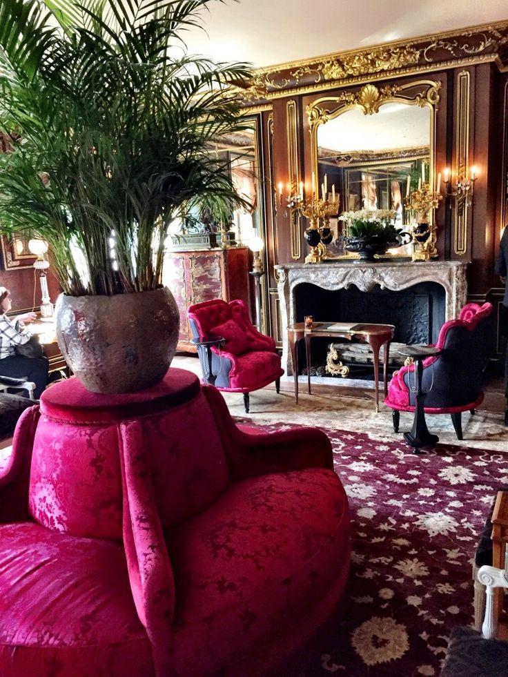 69 best la r serve paris hotel and spa images on pinterest for Hotel design paris spa