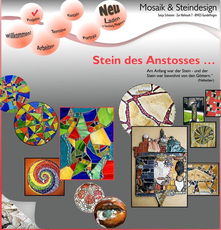 Projekte Mosaik & Steindesign                                                                                                                                                     Mehr