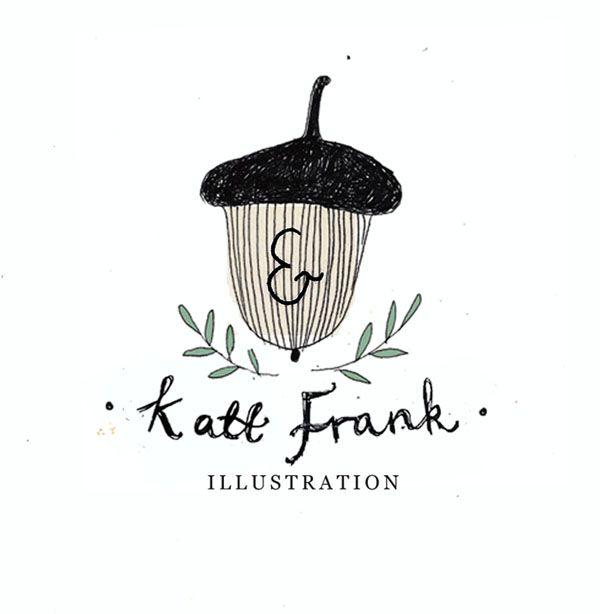 Logo designed by Katt Frank- love the whimsy