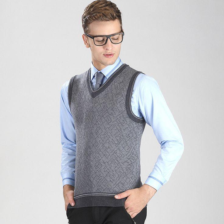 25 Best Ideas About Mens Sweater Vest On Pinterest Knit