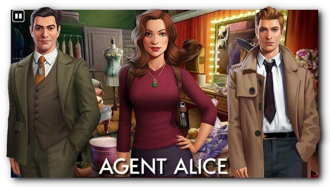 Juego de objetos ocultos para Tablets y Smartphones Android - Te conviertes en una detective que debe investigar escenas del crimen y resolver misterios.