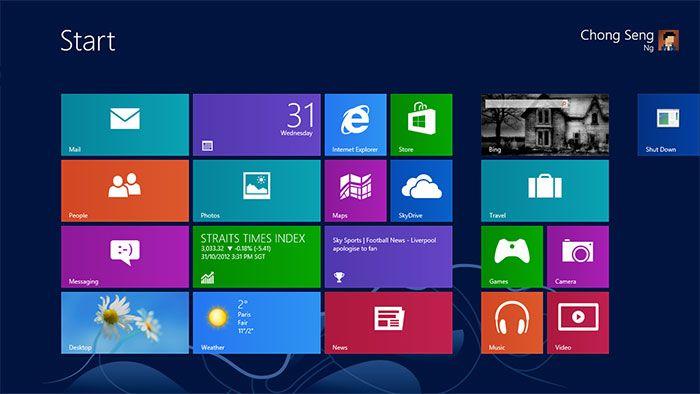 Windows 8 Moves 100 Million Licenses