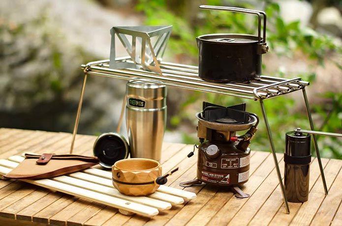 何コレ 頭いい 思わず一目惚れしてしまう 4つの今どきブランド Part 2 Camp Hack キャンプハック 2020 キャンプパーティー キャンプ用キッチン オイルランプ