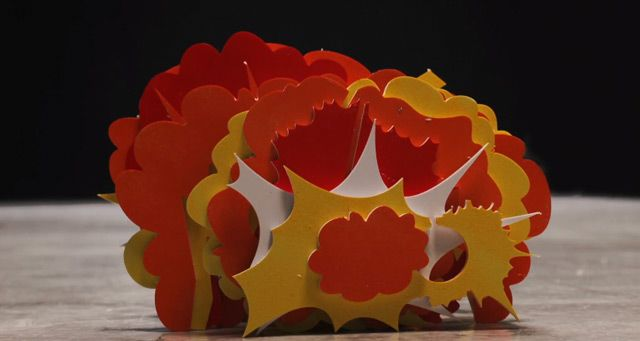 New Papercraft Stop Motion Music Video for Shugo Tokumaru by Animation Masters Kijek / Adamski Unbeleivable!!!!