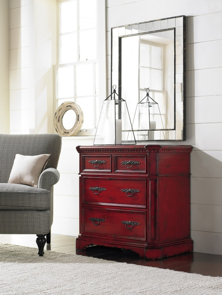 Celebrate July with Red  White   Blue Furniture   Hooker Furniture  Corporation75 best living room furniture images on Pinterest   Home  DIY and  . Red White And Blue Painted Furniture. Home Design Ideas