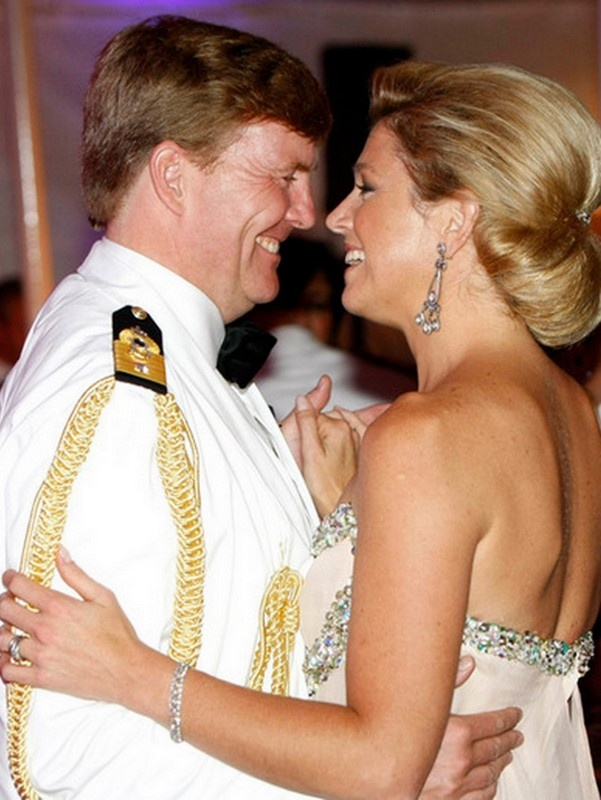 willem-alexander & maxima of the netherlands