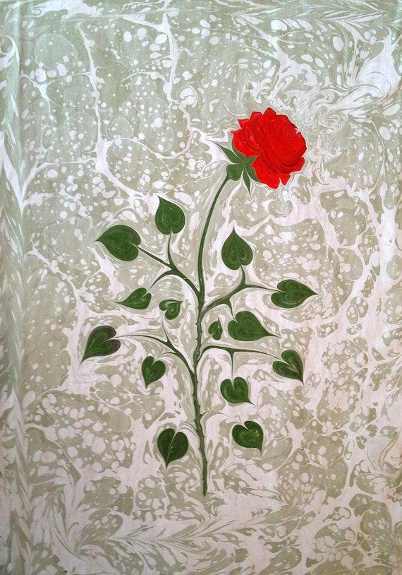 Original HandmadeTraditional Turkish Art of by dilekdolgos on Etsy, $49.00