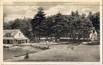 Honey Harbour Ontario Postcard Delawana Inn Boat House Cottage Grove 1935 $18.99 Free Shipping