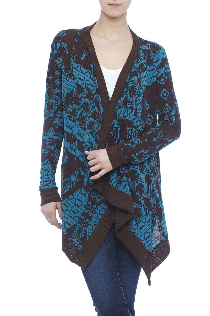 Sweater Dark Turtleneck Brown