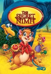 The Secret of NIMH Movie Poster Image