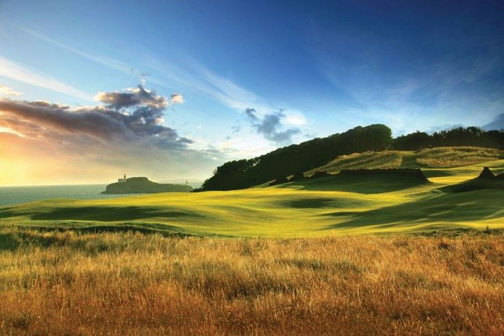 The Renaissance Club - one of the stunning array of golf courses in East Lothian - Scotland's Golf Coast. #scotlands golf coast #golfeastlothian.com #scotlandsgolfcoastfestival2015