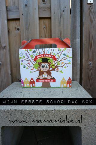 Wordt jou zoon of dochter binnenkort 4 jaar? Kijk dan snel even in deze blog hoe je een leuke school-box voor hem of haar kunt aanvragen bij top1toys.