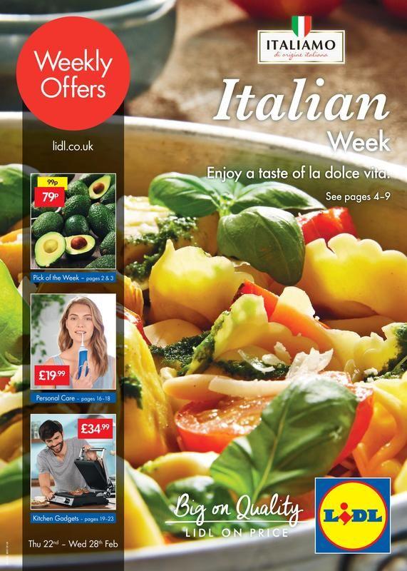 52 best lidl weekly offers leaflets images on pinterest. Black Bedroom Furniture Sets. Home Design Ideas