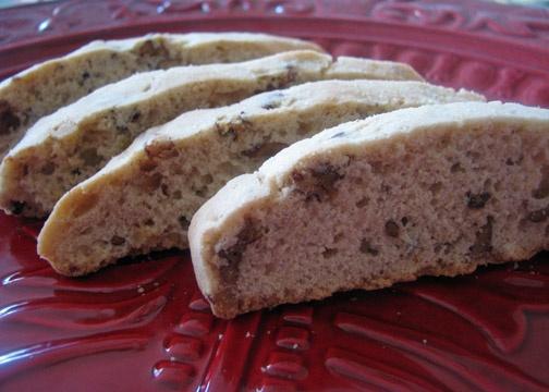 Maple Pecan Biscotti Recipe | Cookies! | Pinterest