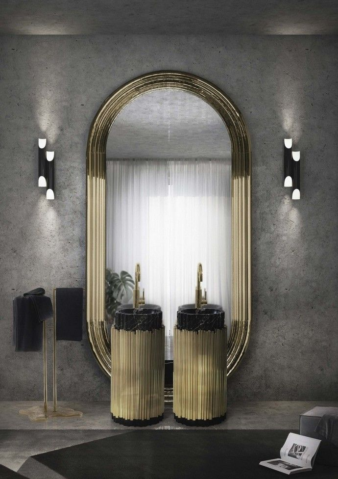 Maison Valentina is a new luxury bathroom brand concept with high-end solutions. Our main goal is to offer the same comfort and luxury that you are able feel in other division of the house! ♥ Discover the season's newest designs and inspirations!   Visit us at http://www.maisonvalentina.net/    #modernfurniture #moderndesign #luxurydesign #luxuryfurniture #furniture #diningroom #inovation #design #decor #decoration #inspiration