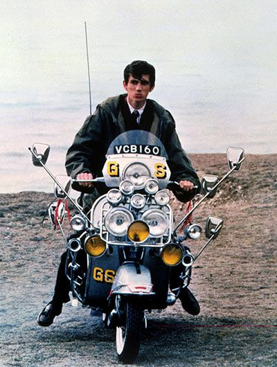 ..._Mods    The modernist movement of the late 1950s and early 1960s was heavily influenced by Italian fashion.