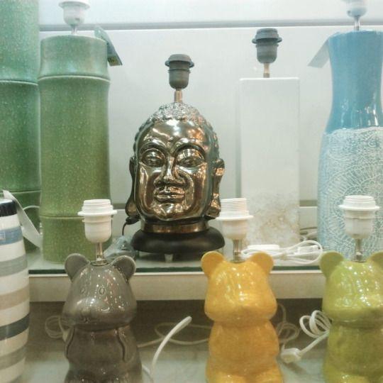Nova colecção de candeeiros Leroy Merlin.