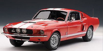 Where can you purchase a 1967 Shelby Mustang GT 500?