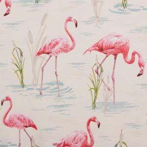 Hertex Fabrics Design: Flamingo Blush