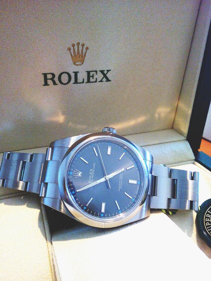 #Rolex Oyster Perpetual 114300