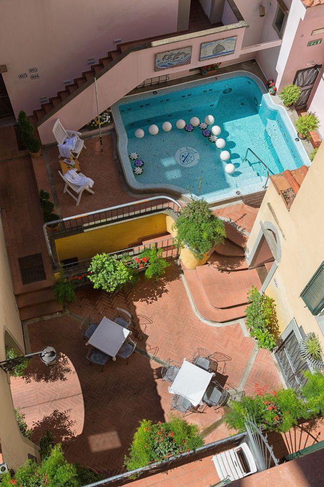 Hotel Rivoli, Florence, Outdoor Pool