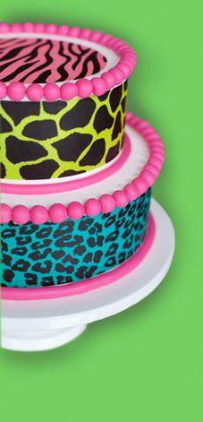 29 best birthday cakes images on Pinterest Giraffe print Animal