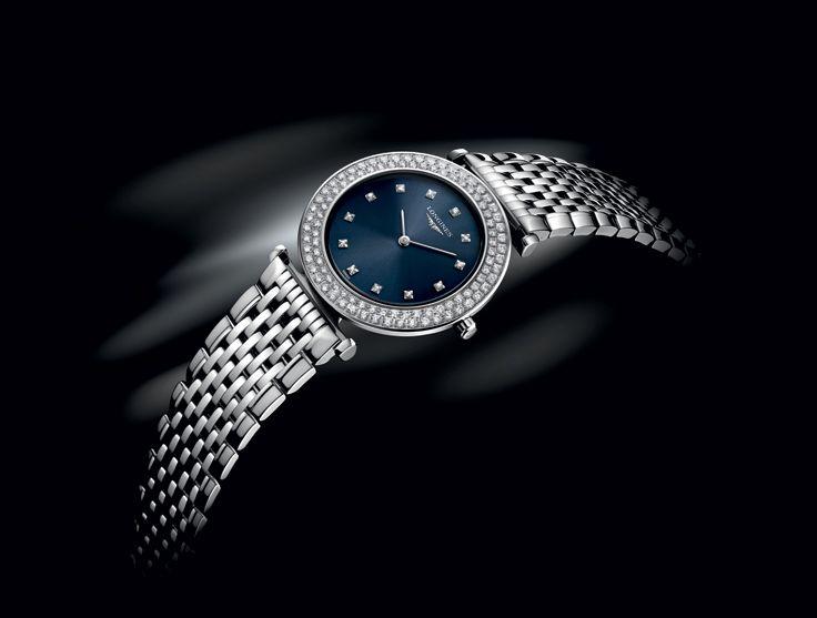 La Grande Classique de Longines L4.308.0.97.6 #Longines #LaGrandeClassique #diamonds