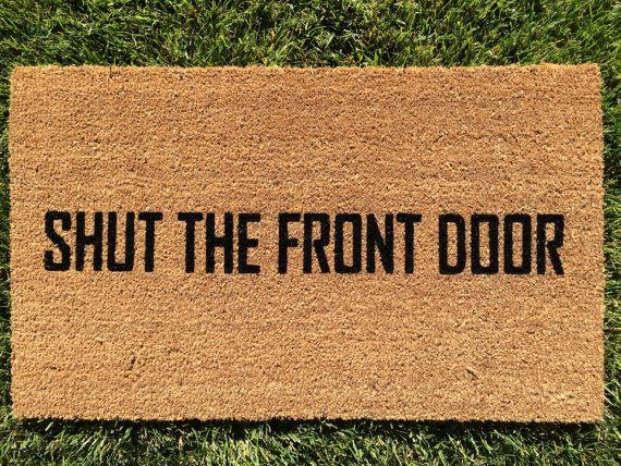 13 best door mats images on pinterest funny doormats door mats and front doors