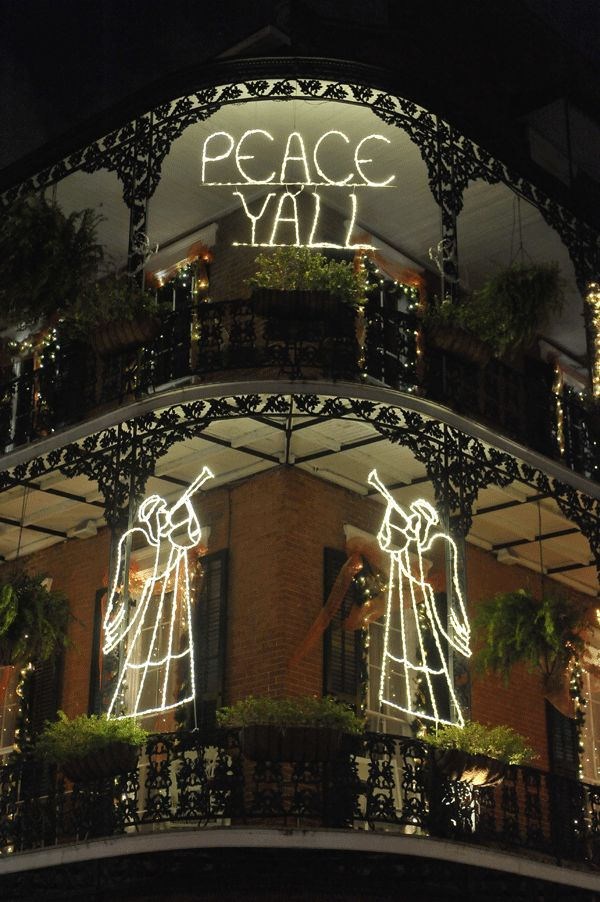 Christmas, New Orleans Style