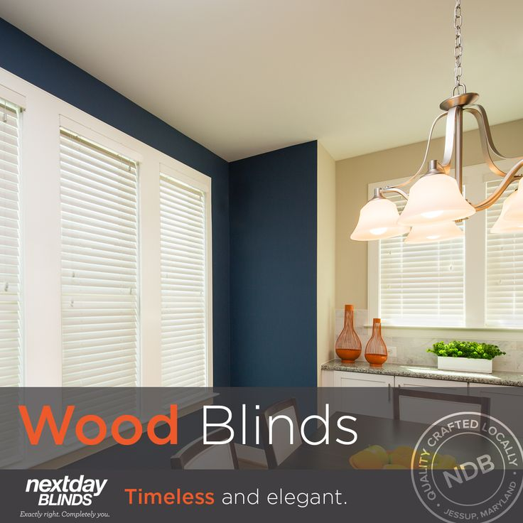 Our Premium Wood Blinds Are Our Most Popular Window Covering, And You Can  See Why