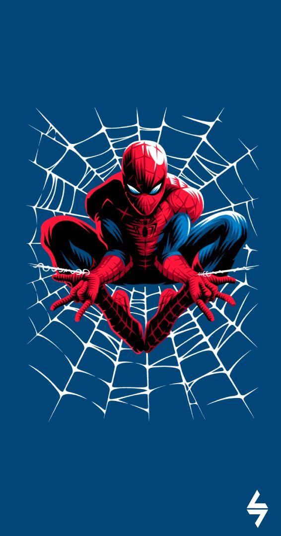 SPIDERMAN WALLPAPER PHONE | Inanılmaz örümcek adam ...