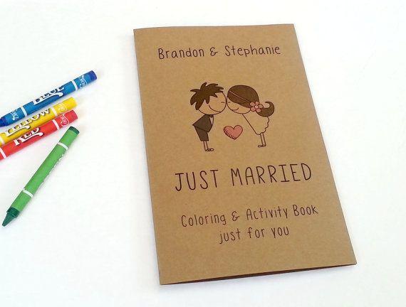 crayons de couleur enfant mariage