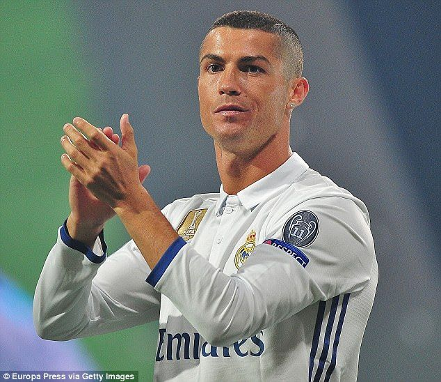 Ronaldo Explains The Reason Behind His Hairstyle After Real
