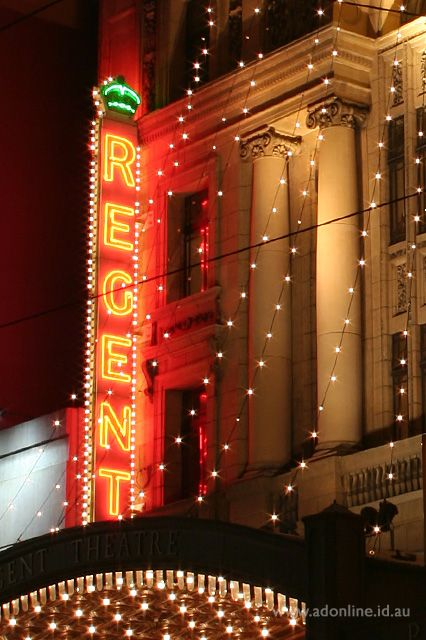 regent theatre melbourne - Google Search