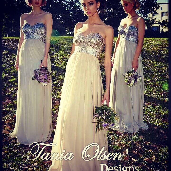 Bridesmaid Dresses Brisbane Sentanicomau Wedding T