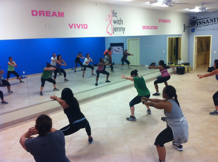 Sirius Fitness Fit Club is rocking the House! #SanDiego