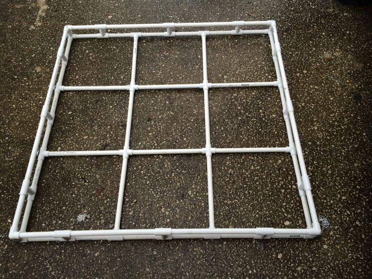 PVC Roof Rack