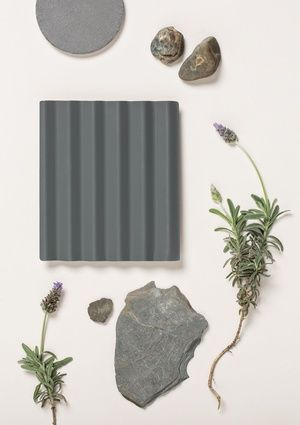 Basalt – a deep neutral cool grey.
