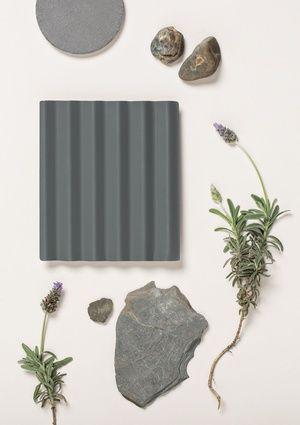 Basalt – a deep neutral cool grey.