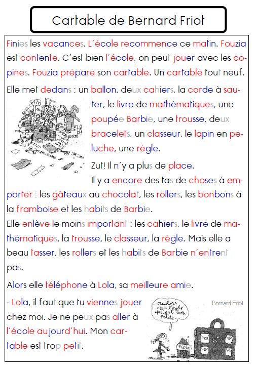 Rencontre Friot Texte