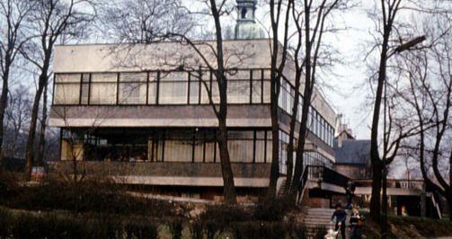 Tychy | Dom Rzemiosła, Stare Tychy, arch. Bożena i Janusz Włodarczykowie, 1971. | Foto. Janusz A. Włodarczyk ©