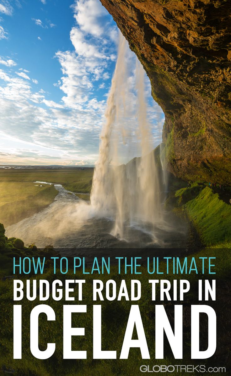 How to Plan the Ultimate Budget Road Trip in Iceland #iceland #europe #roadtrip