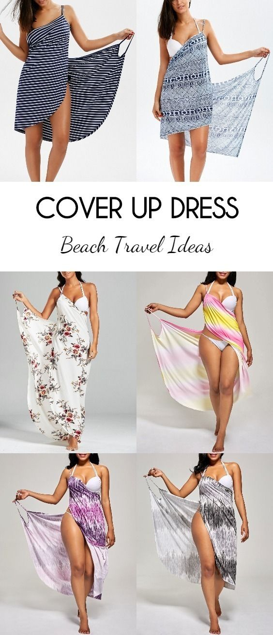 Cover up dress