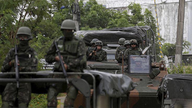 ICYMI: VIDEO: Ofrecen consejos a la comunidad negra de Brasil ante los abusos de las fuerzas militares