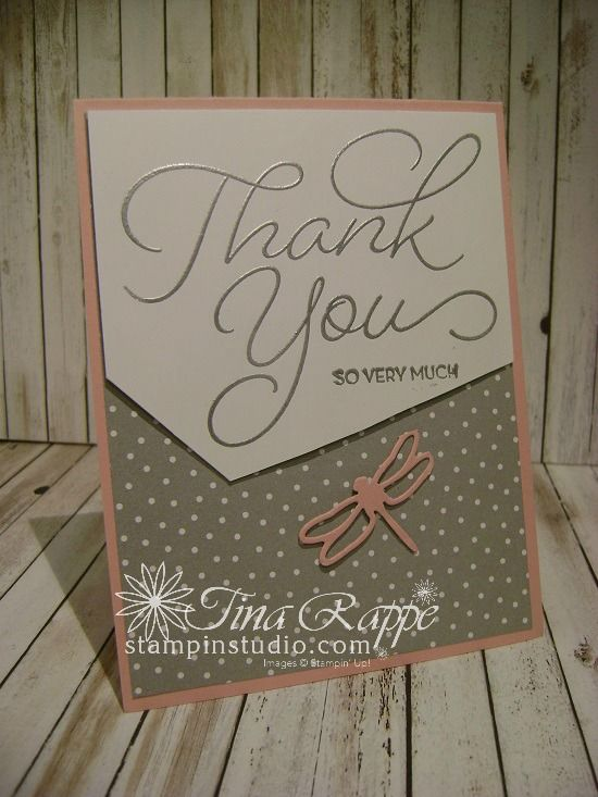 Stampin' Up! So Very Much stamp set, Sale-a-bration 2017, Stampin' Studio