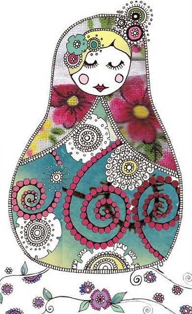 Nesting doll @Luci Wallace Wallace Wallace Cardinelli