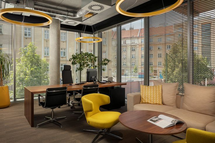 Office interior photo