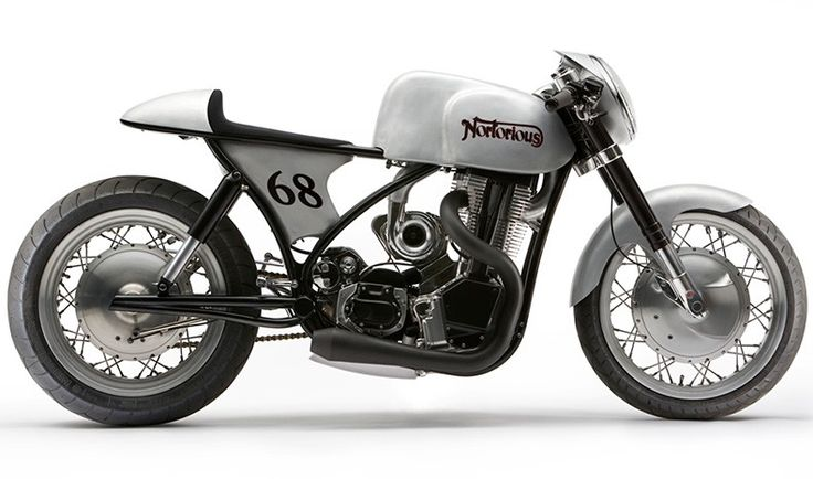 Nortorious by Goldammer Cycle WorksGoldamm Cycling, Cycling Work, Bikes, Cars, Custom Motorcycles, Norton Cafes Racers, Cafes Racerchopp, Cafes K-Cup, Cafe Racers