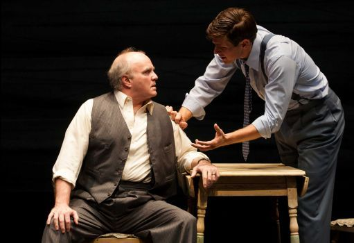 the dreadful demise of willy loman in death of a salesman In some fields of literature, the portrayal of business is more positive popular writers  of the effect that the s.